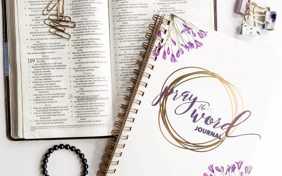 What Real Moms Are Saying About Pray the Word Journal