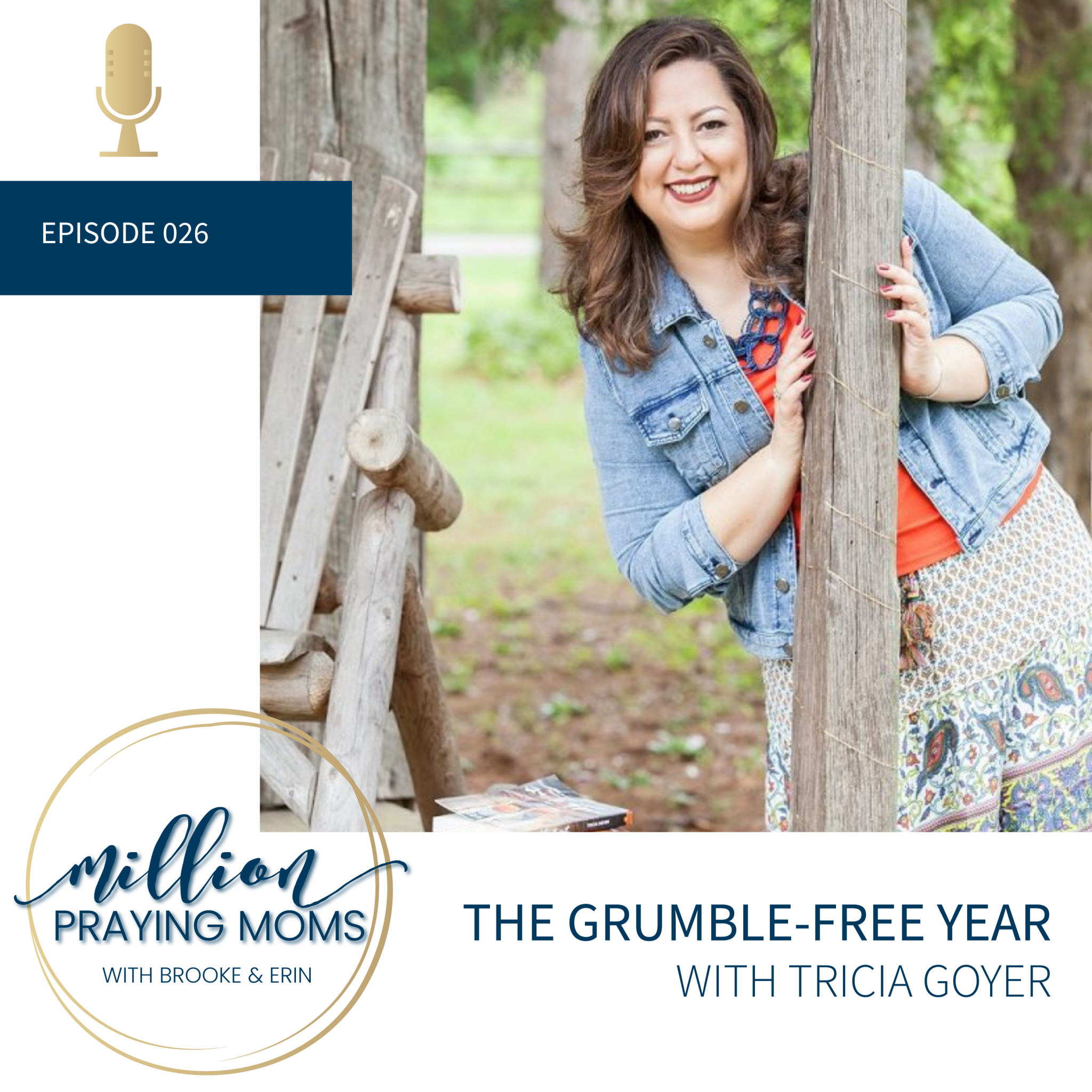 #026: The Grumble-Free Year (is it possible??)