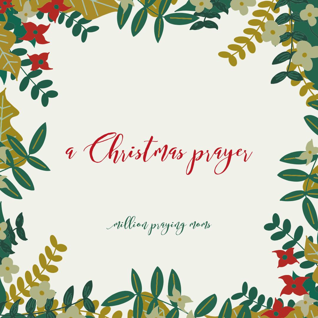 #033: A Christmas Prayer