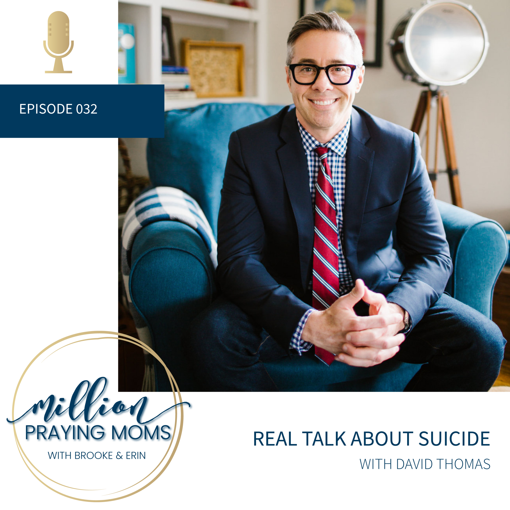 #032: Real Talk About Suicide with David Thomas