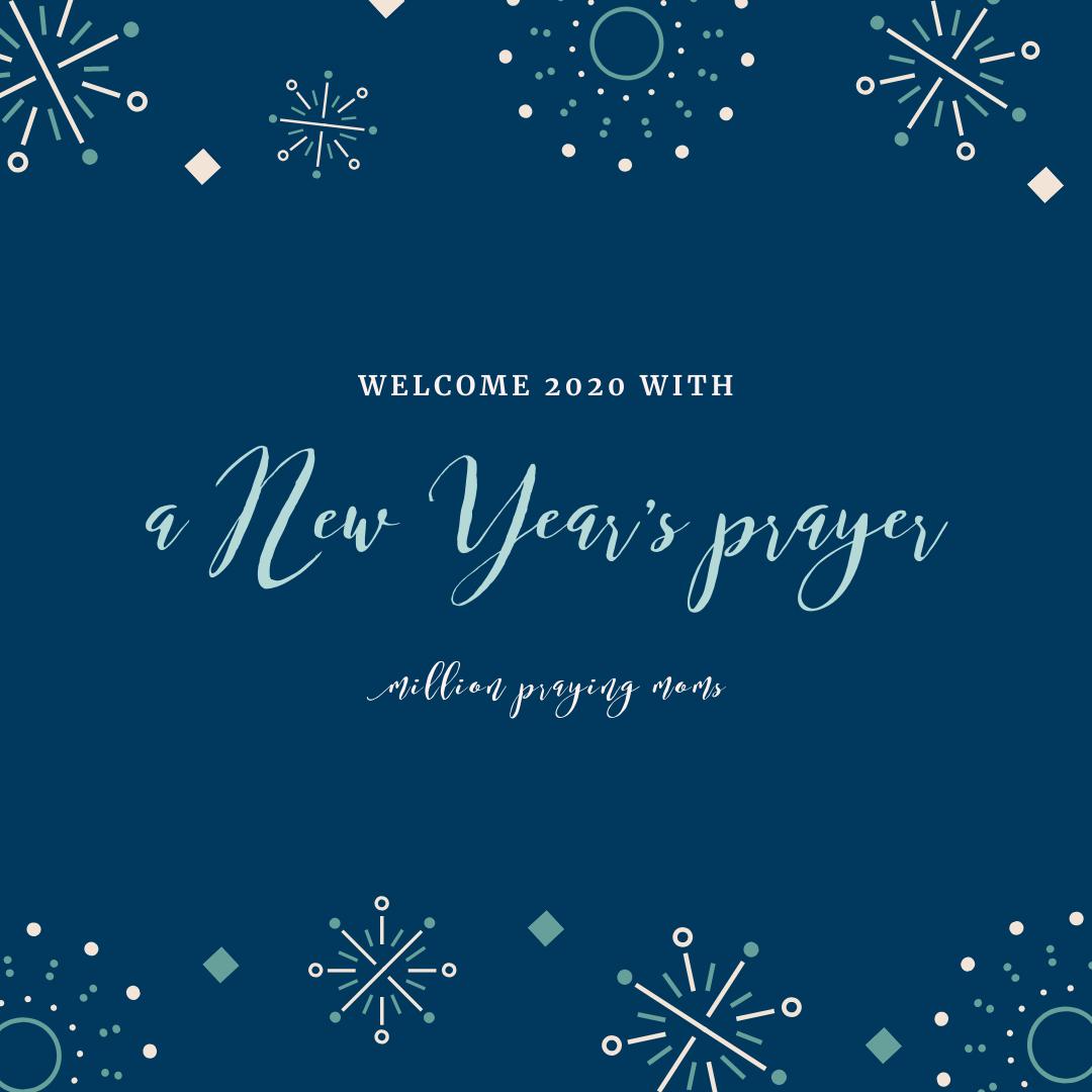 #034: A New Year's Prayer