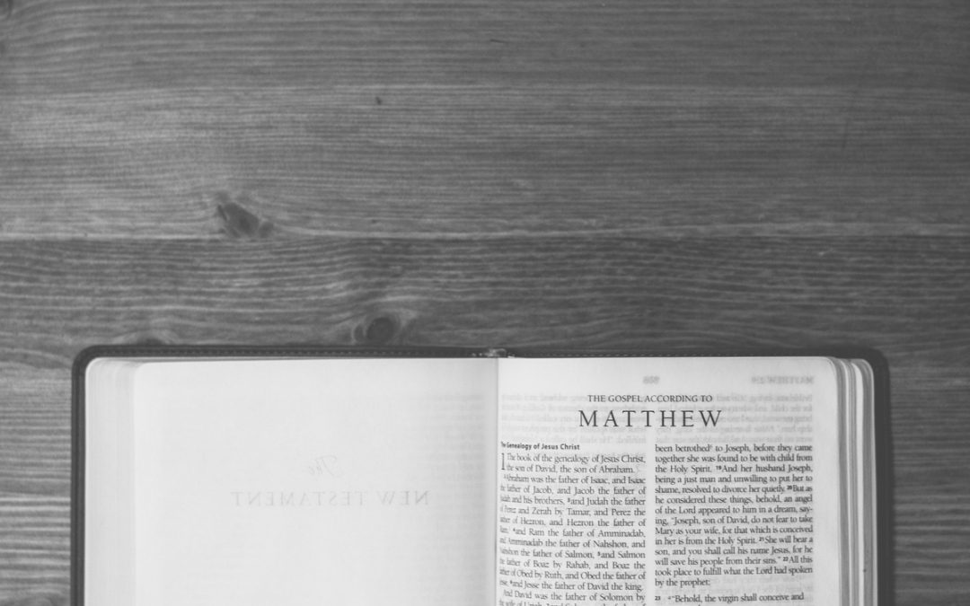 Resources for Your Study of Matthew
