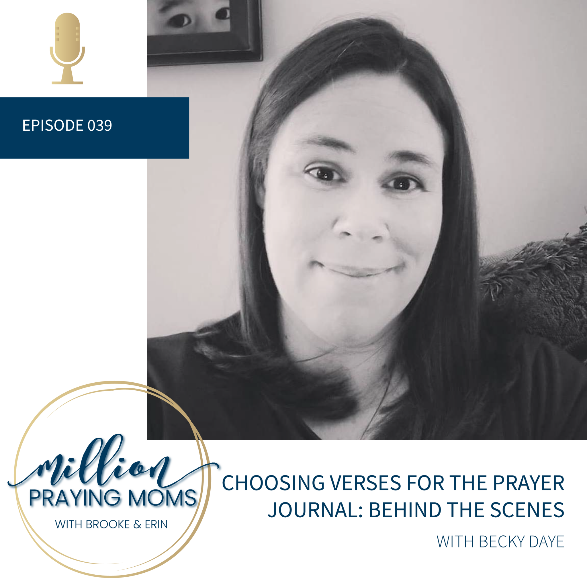 #039: A behind the scenes look at how we choose verses for the prayer journal