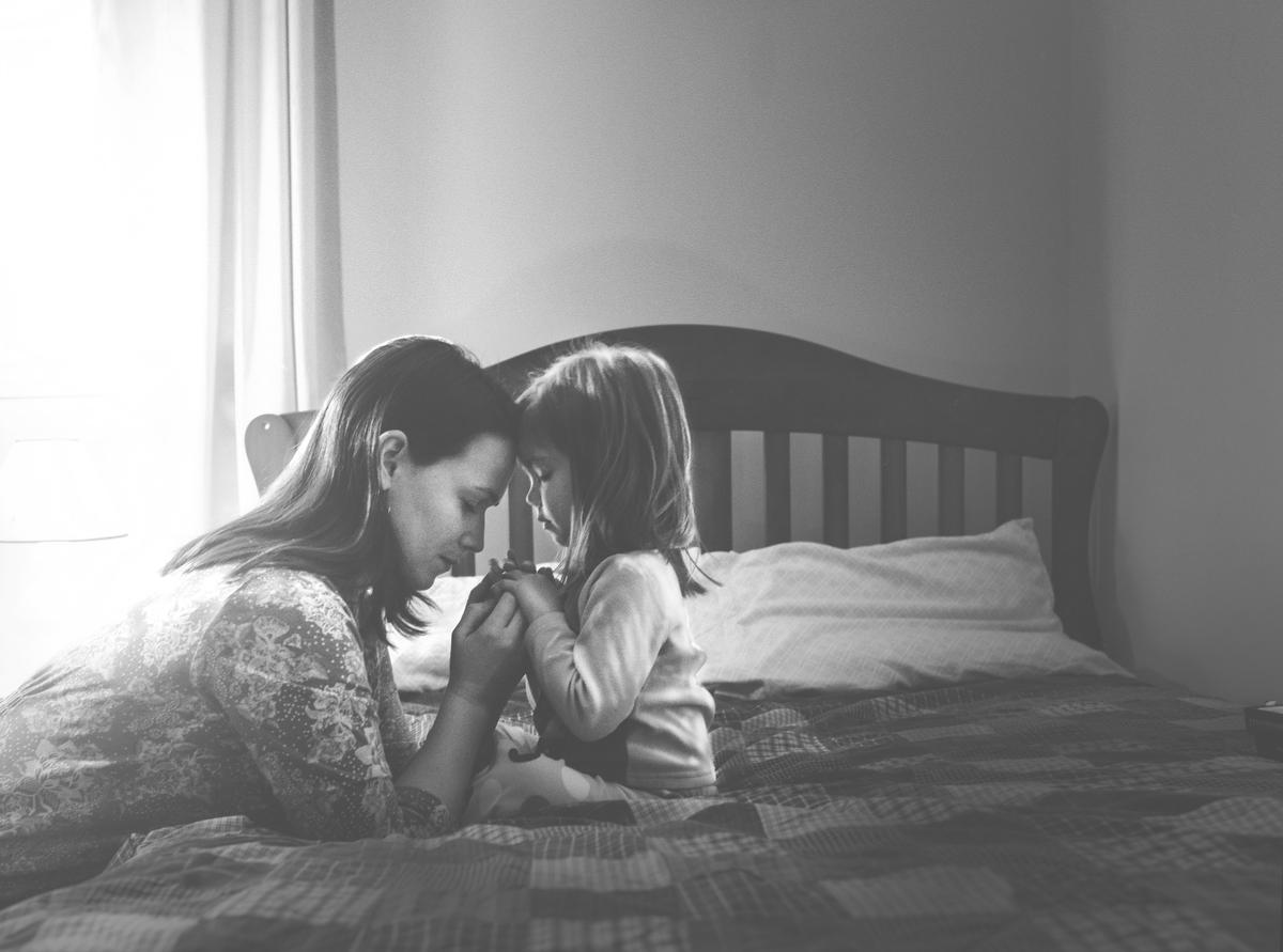 Scripture-Based Prayers for Girlmoms