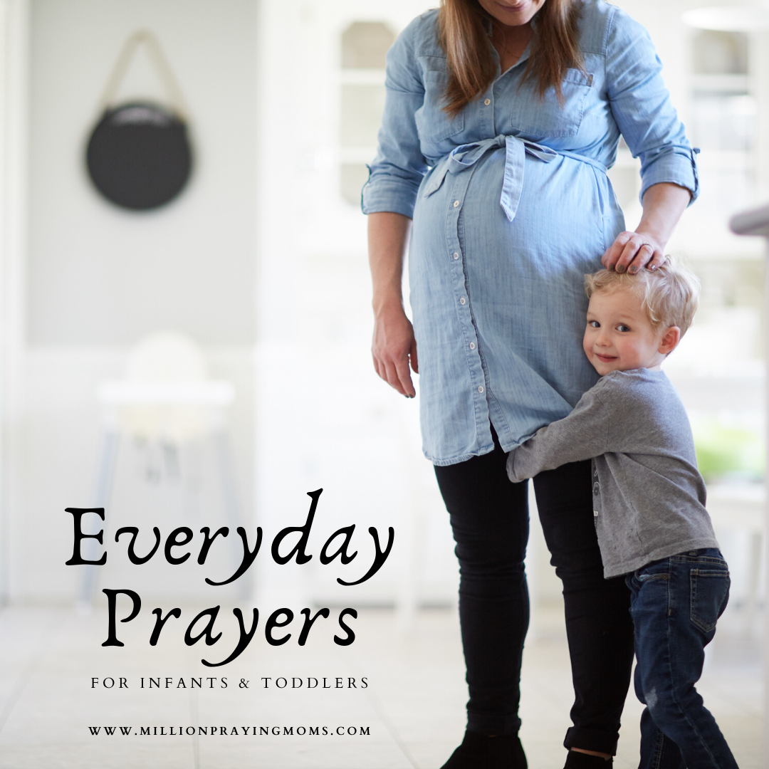 #040: Everyday Prayers for Infants and Toddlers