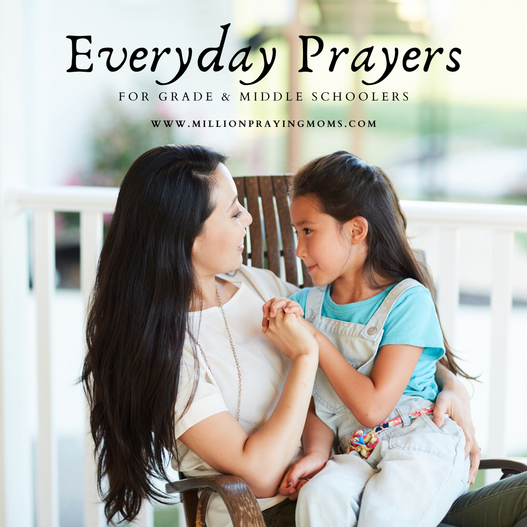 #042: Everyday Prayers for Grade and Middle Schoolers