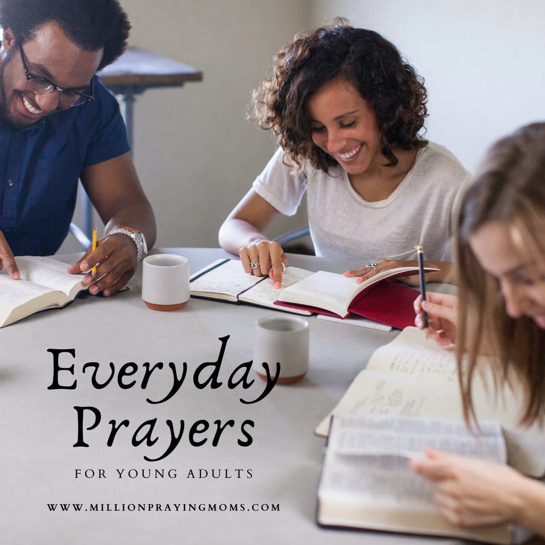 #044: Everyday Prayers for Young Adults