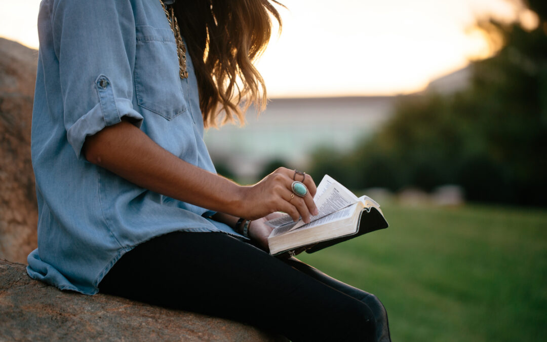 Prayer Mentoring Monday: I Want To Raise Godly Children But I Struggle To Prioritize Reading The Bible and Being a Good Example