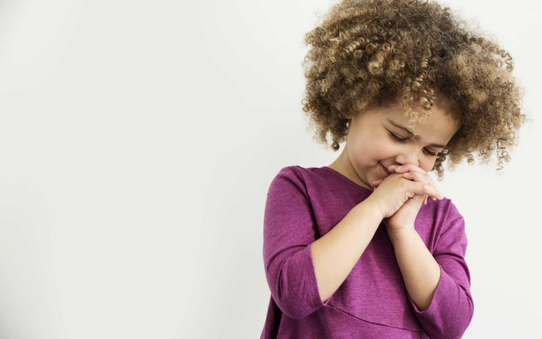 Prayer Mentoring Monday: How to Raise Praying Kids