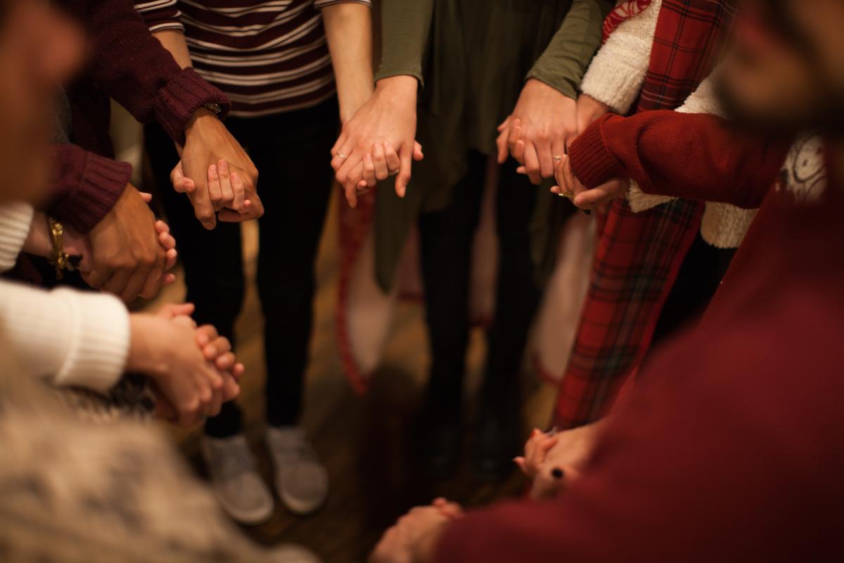 She Prays Podcast {A Christmas Prayer}
