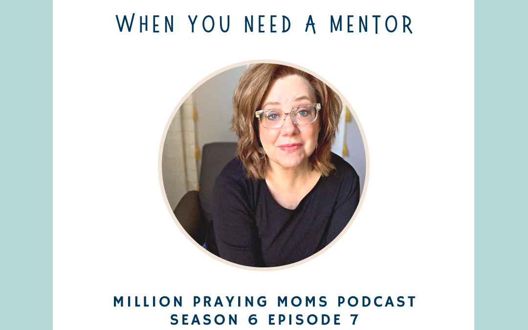 {PMM S6-E7} When You Need a Mentor