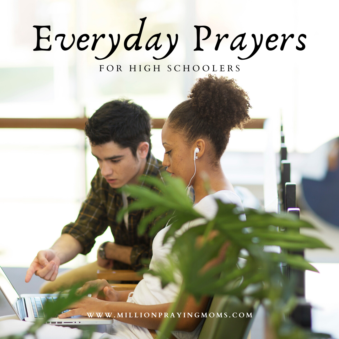 {S9-E4} Everyday Prayers for High Schoolers