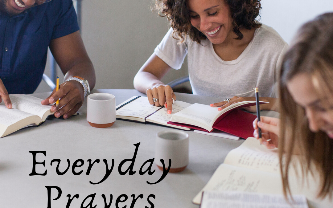 {S9-E5} Everyday Prayers for Young Adults